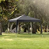 Best Choice Products 10x10ft Outdoor Portable Adjustable Instant Pop Up Gazebo Canopy Tent w/Carrying Bag Orange