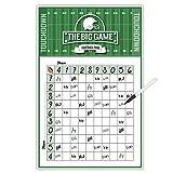 Katie Doodle Super-Bowl Party Supplies Games Decorations - Squares Poster [11x17 inches], SB001