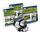 Four Paws Extra Small Black Safety Seat Vest Dog Harness