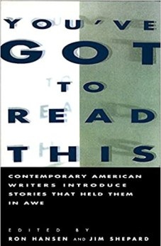You've Got to Read This: Contemporary American Writers Introduce ...