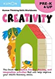 Creativity, Grade Pre-k (Kumon Thinking Skills Workbooks)