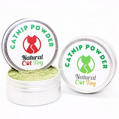 NATURAL CAT TOY Catnip Powder (10 g / 0.35 oz)