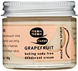 Baking Soda Free Sensitive Skin Grapefruit Deodorant Cream