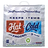 Insulated Bag   Thermal Bag   Hot Cold Bag (5, Grocery)