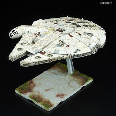 Bandai-Hobby-1144-Millennium-Falcon-Star-Wars-The-Last-Jedi