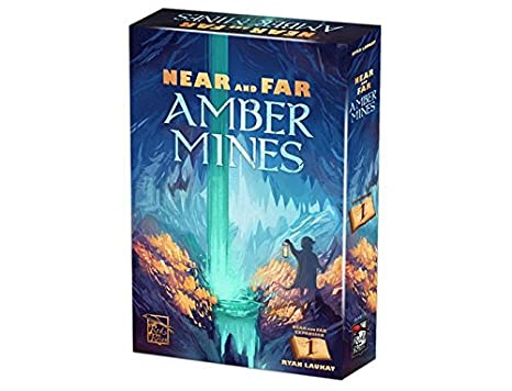 Image result for Near and Far: Amber Mines
