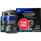 Pharmacist Recommended 2 for 1 Promo(120ct) Testosterone Booster Male Enhancement-Research Labs Satisfaction Guaranteed.Increase Lean Muscle Energy Strength. Obtain Weight Goals. Take Your Life Back!