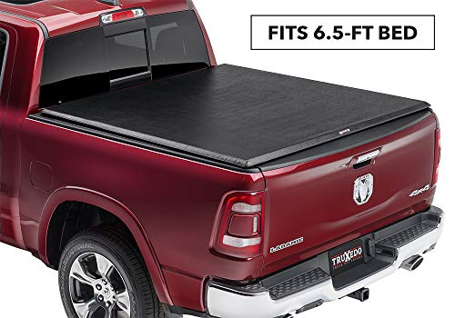 TruXedo TruXport Soft Roll Up Truck Bed Tonneau Cover | 286901 | fits 2019 Ram New Body Style 1500 6'4' bed