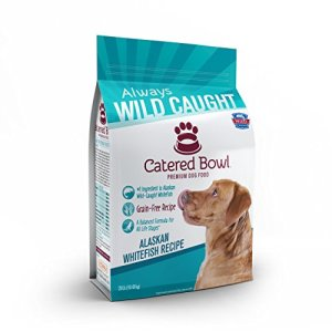 Catered Bowl Dog Food Alaskan Whitefish