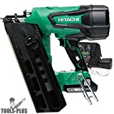 Hitachi NR1890DR 18V Cordless Brushless Plastic Strip 3-1/2' Framing Nailer
