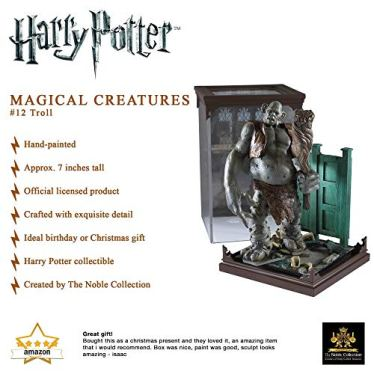 The-Noble-Collection-Harry-Potter-Magical-Creatures-No-12-Troll