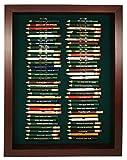 64 Golf Pencil Display Case (Cherry)