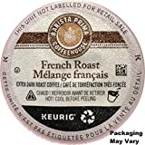 Barista Prima Coffeehouse FRENCH ROAST 48 K-Cups for Keurig Brewers (Packaging May Vary)