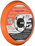 Dynabrade 56106 Vinyl-Face 3/8-Inch Thick Urethane Medium Density 5/16-Inch-24 Male Thread5-Inch Diameter Non-Vacuum Disc Pad