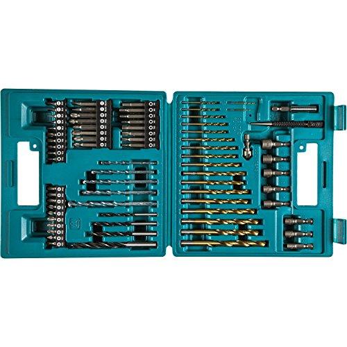 Makita B-49373 75 Pc. Metric Drill and Screw Bit Set