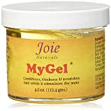 Joie Naturals MyGel Hair Styling Gel, 4 ounces