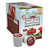 Grove Square Cider, Spiced Apple, 24 Single Serve Cups