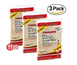 Value 3-Pack: Joseph's Lavash Bread, Flax Oat Bran & Whole Wheat, Reduced Carb (4 Flatbreads per Pack, 12 Total)