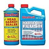 BlueDevil 32oz Head Gasket Sealer w/Radiator Flush