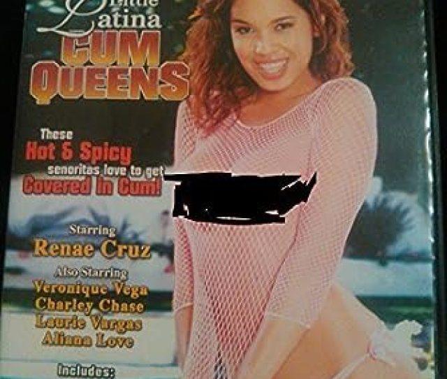 Little Latina Cum Queens Amazon Co Uk Veronique Vegacharley Chase Aliana Love Renae Cruz Dvd Blu Ray