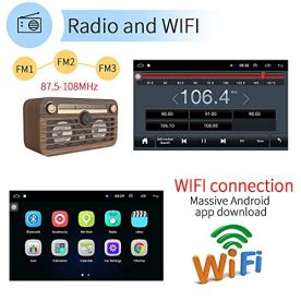 Binize-10-Inch-Android-Car-Multimedia-Radio-Touch-Screen-Double-Din-GPS-Navigation-ReceiverSupport-WIFBluetoothDual-USBMirror-LinkBackup-Camera-Input2G-RAM16G-ROM