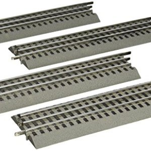 Lionel FasTrack Electric O Gauge, 10″ Straight Track, 4-Pack 51DKZe8qzRL