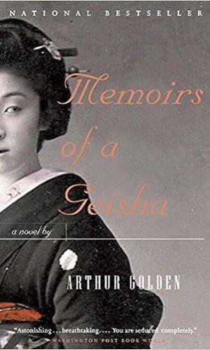 Memoirs Geisha Book Cover