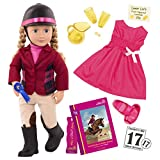 Our Generation Deluxe Doll - Lily Anna