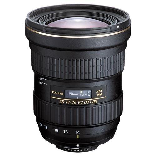 Tokina 14-20MM F2 PRO DX N/AF Lens