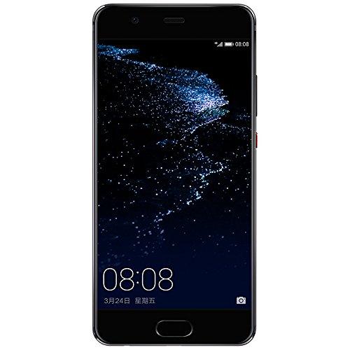 HUAWEI P10 Plus VKY-AL00 5.5 inch Kirin 960 Dual 20 MP + 12 MP (6GB+128GB) Smartphone (Graphite Black)