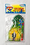 Vintage 1997 Superman and Lex Luther Mini Pinball Game (Great for Stocking Stuffers, Party Favors, Gift Basket, Travel, and More)