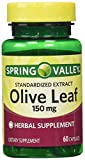 Spring Valley Olive Leaf 150mg, 60capsules by Spring Valley