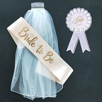 BigLion-Hen-Party-Decoration-Accessoires-Ceinture-en-Satin-Rosette-et-Voile-de-Mariage-Bride-to-be-pour-Douche-Nuptiale-Enterrement-De-Vie-3-Pices