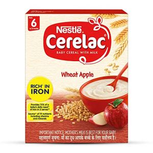 Nestlé CERELAC Fortified Baby Cereal with Milk