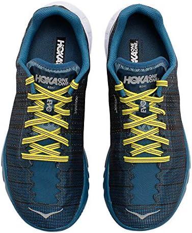 Hoka One One Evo Rehi Citrus Cyan 46 Amazon Co Uk Shoes Bags