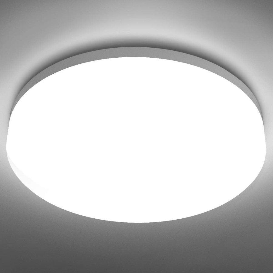 LE Flush Mount Ceiling Light Fixture