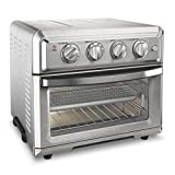 Cuisinart TOA-60 Convection Toaster Oven Air Fryer, One Size, Silver