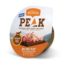 Rachael-Ray-Nutrish-Peak-Natural-Wet-Dog-Food-Grain-Free-Wild-Ridge-Recipe-With-Chicken-Lamb-In-Savory-Gravy-35-Oz-Tub-Pack-Of-16