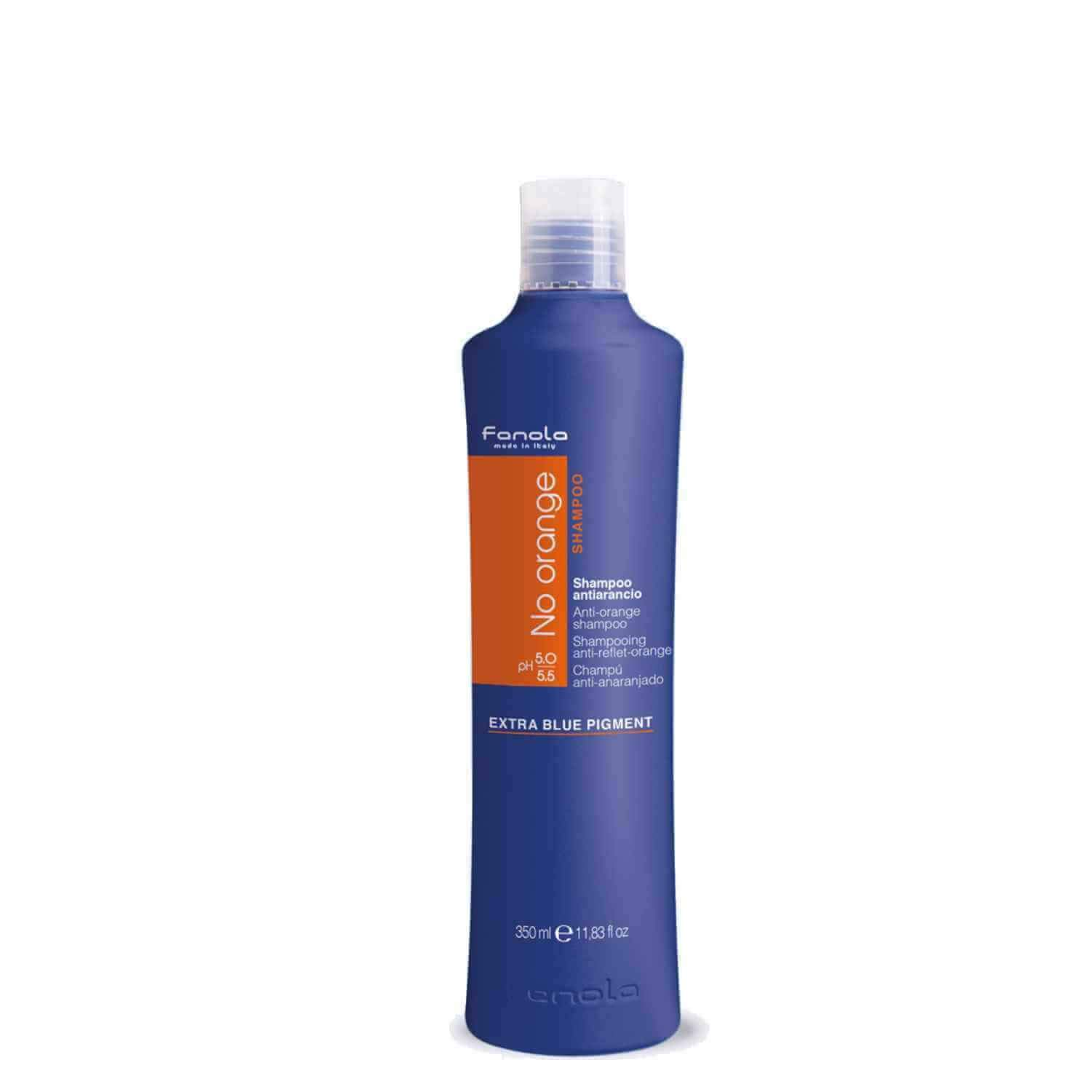Amazon Com Fanola No Orange Shampoo 350 Milliliter Beauty
