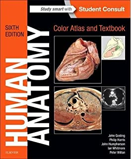 Human Anatomy Color Atlas And Textbook With Student Consult