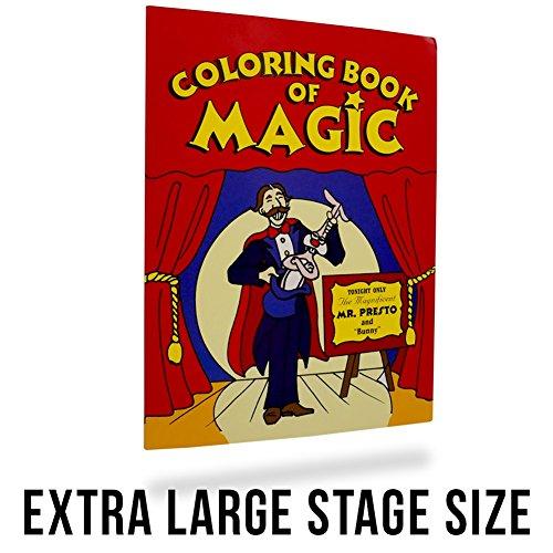 Magic Coloring Book Trick - Extra Large: 10.5\