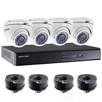 Kit surveillance Hikvision