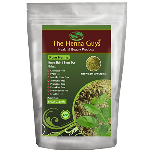 300 Grams 100% Pure & Natural Henna Powder For...