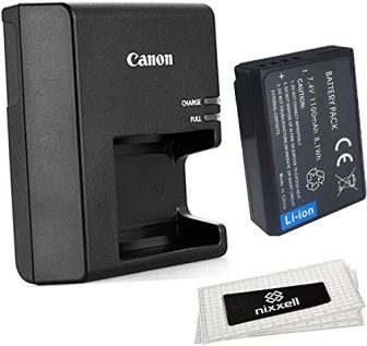 Canon-LC-E10-Charger-for-Canon-LP-E10-Li-ion-Battery-compatible-with-Canon-EOS-Rebel-T3-T5-T6-EOS-1100DEOS-1200D-EOS-1300D-EOS-Kiss-X50-Kiss-X70-Bonus-Battery
