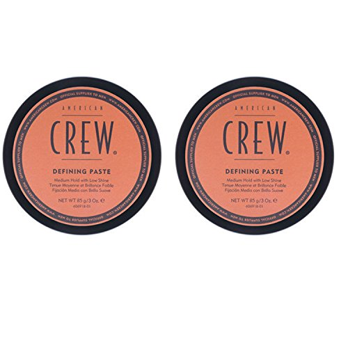 American Crew for Men Defining Paste Medium Hold Low Shine