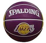 NBA Los Angeles Lakers Mini Basketball, 7-Inches