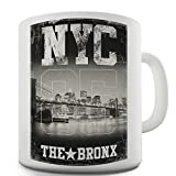 11 OZ Funny Mugs For Friends NYC 85 The Bronx