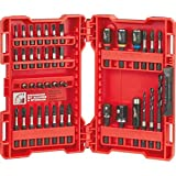 Milwaukee Electric Tool 48-32-4006 Shockwave Bit Set (40 Piece)