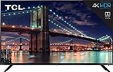 TCL 65R617 65-Inch 4K Ultra HD Roku Smart LED TV (2018 Model)