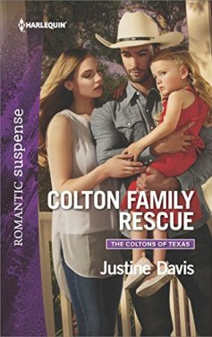 Colton Family Rescue (The Coltons of Texas) by [Davis, Justine]
